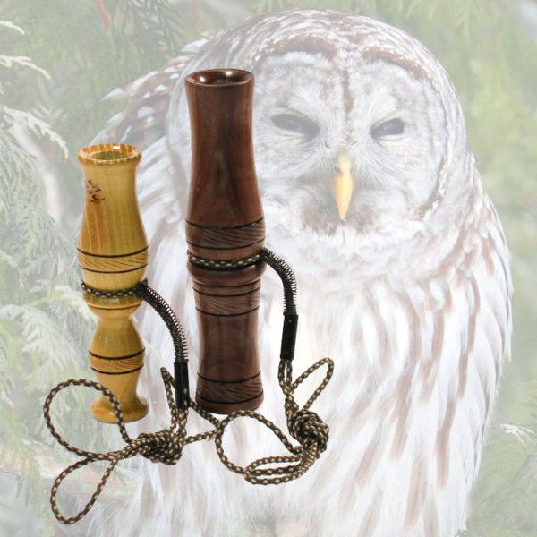 HRCC Owl Hooter Turkey Locater Call 2